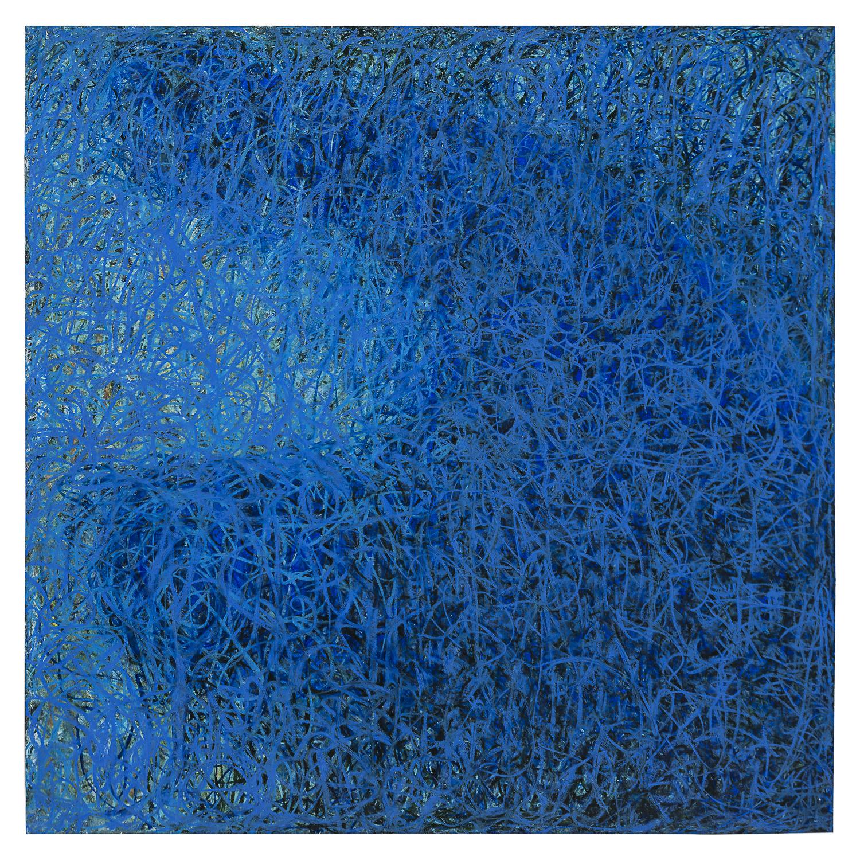 Une dizaine d'oeuvres originales à l'exposition Tissé serré de l'artiste Johanne Simard à la Galerie Vincent-d'Indy
