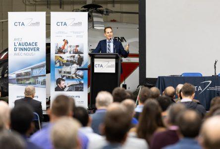 Innovations et perspectives 2019au CTA : un colloque incontournable en aérospatiale
