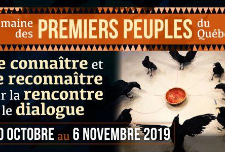 Toute la communauté est invitée à assister à la Semaine des Premiers Peuples du Québec au cégep Édouard-Montpetit