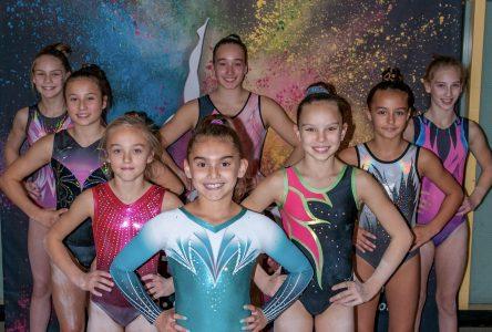 Huit gymnastes des Réflexes en compétition au Portugal