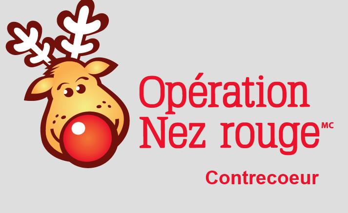 Route payante d'Opération nez rouge Contrecoeur le 9 novembre