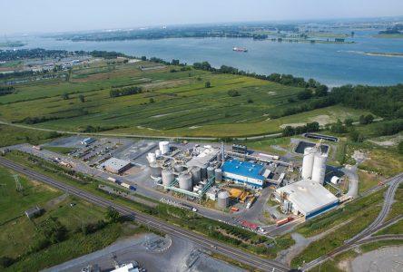 Projet de 15 % d'éthanol dans l'essence: Greenfield Global se prépare à agrandir sa bioraffinerie de Varennes
