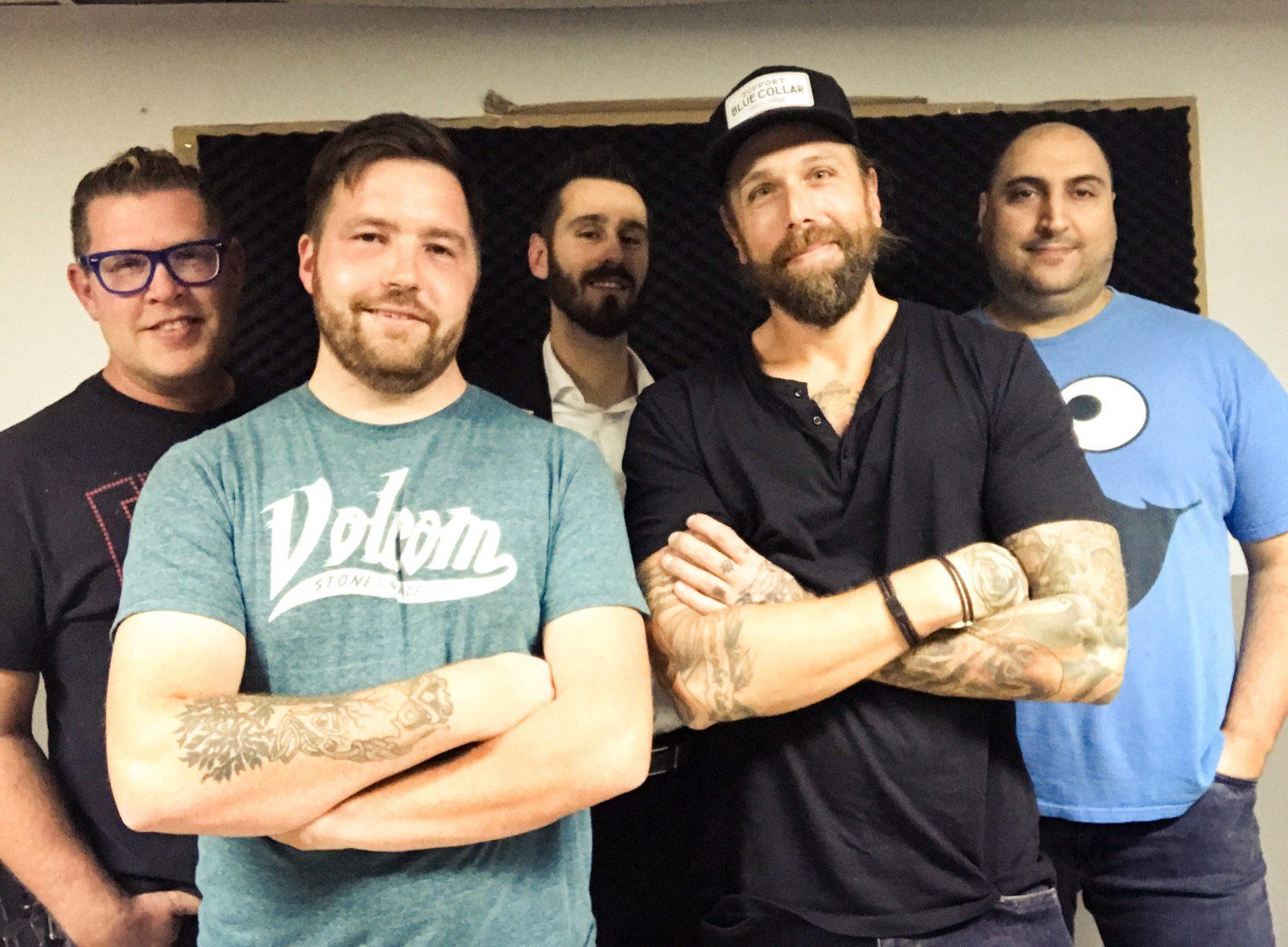 Le groupe local Parsons Barytch lance un deuxième album