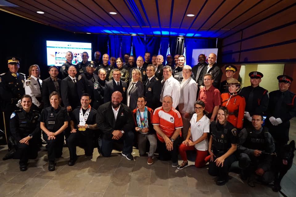 Longueuil : les inscriptions pour les Jeux nord-américains policiers-pompiers sont lancées