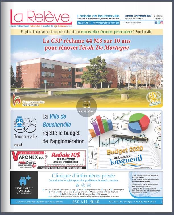 Boucherville - 12 novembre 2019