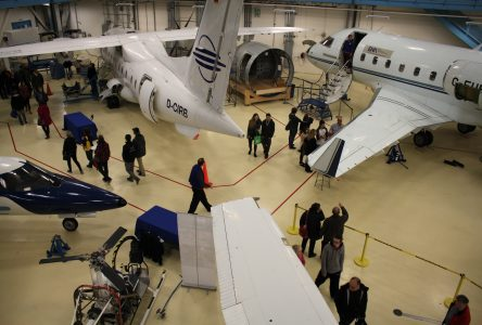 Portes ouvertes de l'École nationale d'aérotechnique le dimanche 17 novembre
