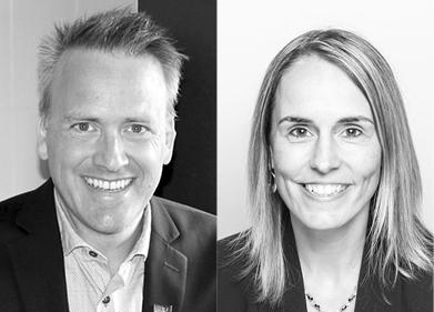 Sylvain Lambert et Geneviève Dalcourt du cégep Édouard-Montpetit nommés au sein d'importants CA