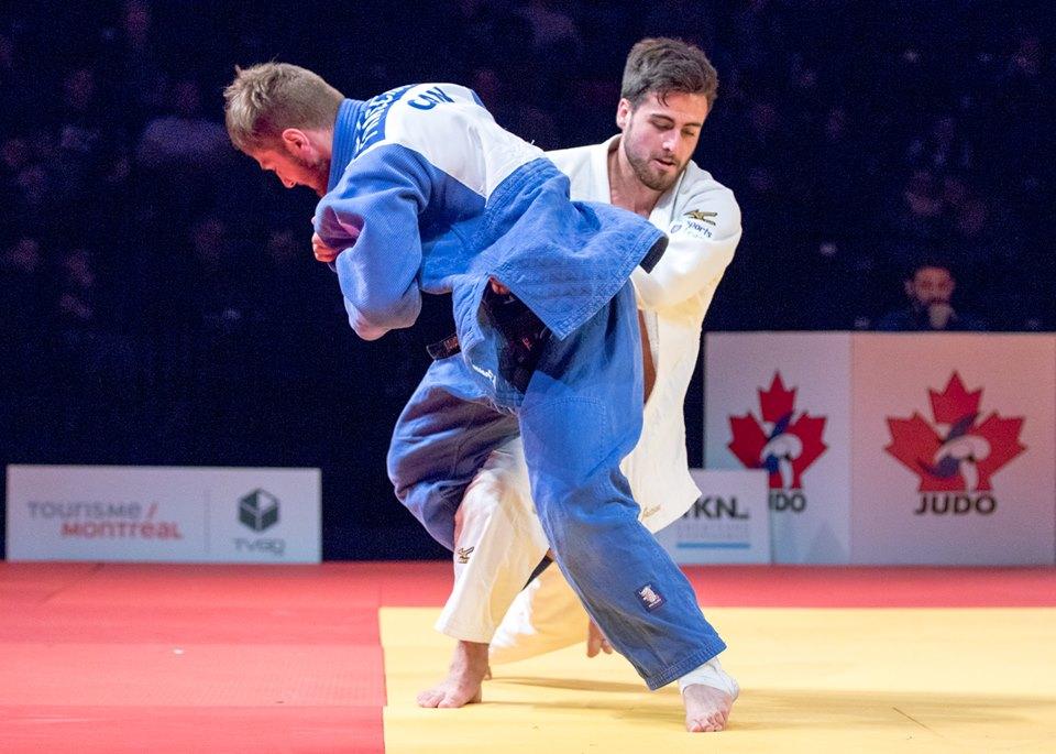 Deux judokas de Boucherville montent sur le podium