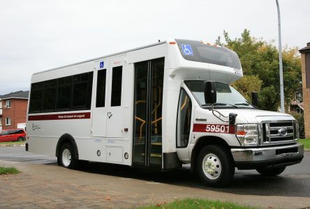 COVID-19 : nouvelles mesures pour le transport adapté