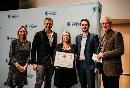 Le cégep Édouard-Montpetit récipiendaire d'un Prix Distinction