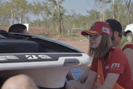 Deux étudiants de Boucherville et de Sainte-Julie traversent l'Australie avec leur voiture solaire