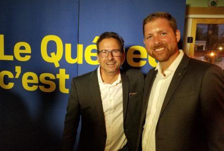 Xavier Barsalou-Duval sera responsable de dossiers majeurs au Bloc Québécois