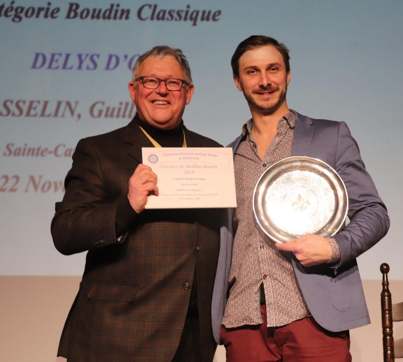 Les meilleurs boudins québécois mis en valeur à Boucherville