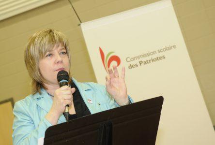 C'est fini pour Hélène Roberge, ex-présidente de la Commission scolaire des Patriotes