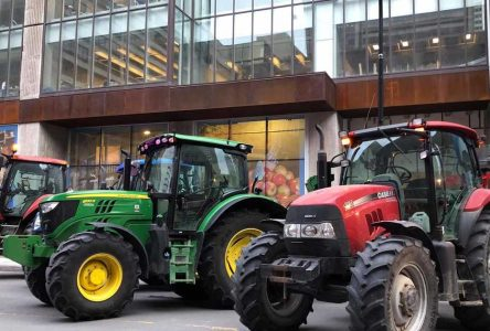 Reprise des opérations du CN: l'UPA de la Montérégie demande le réapprovisionnement prioritaire des fermes