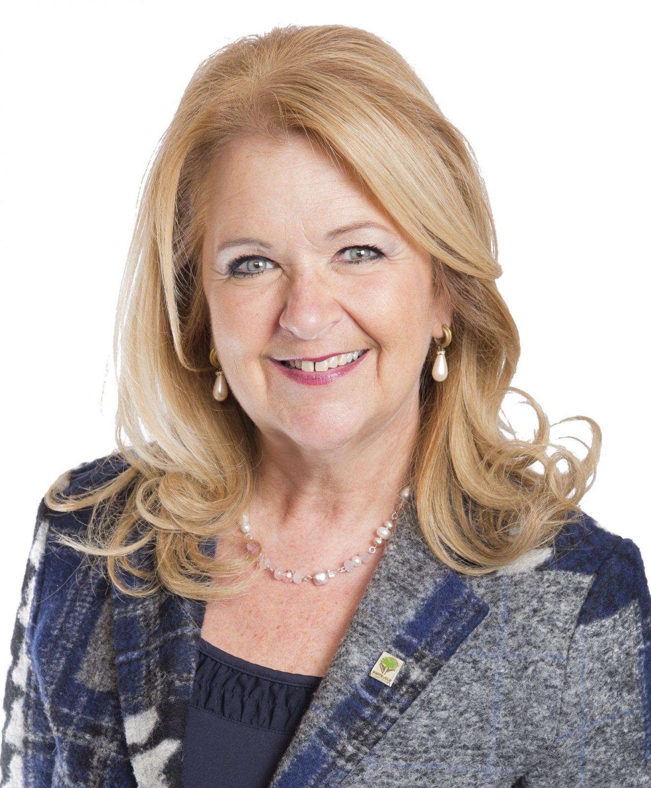 Suzanne Roy est choisie présidente intérimaire de l'Union des municipalités du Québec par ses pairs