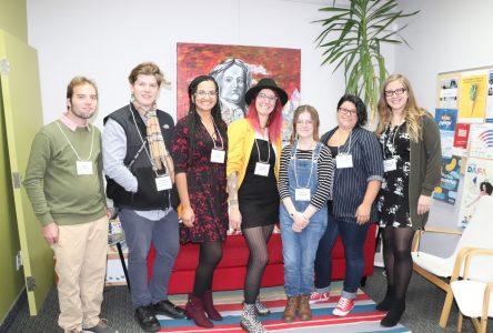 Une vocation en art pour huit jeunes artistes