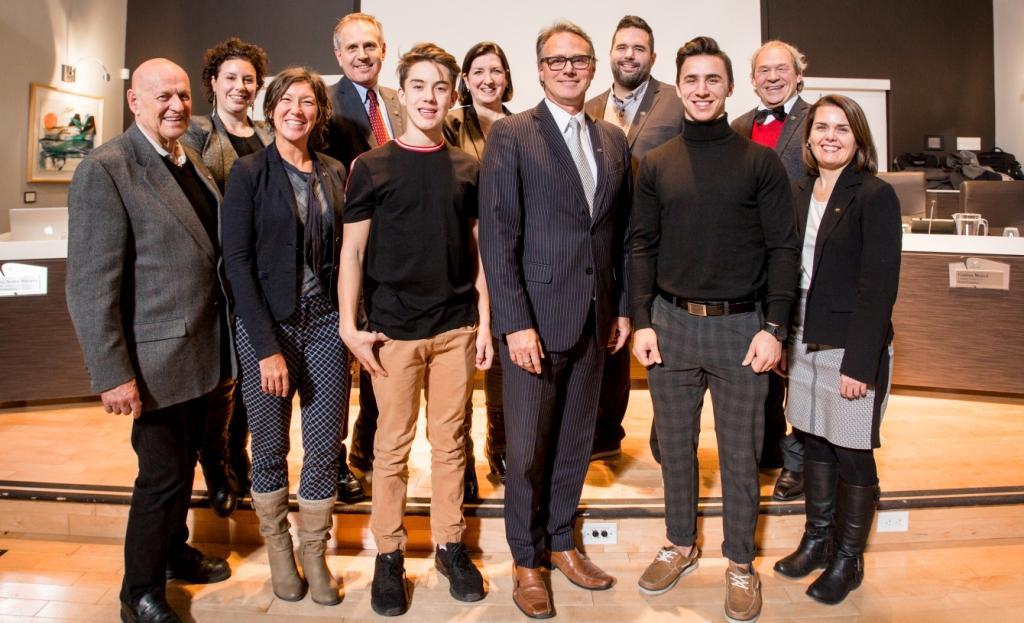 De jeunes sportifs varennois honorés par le conseil municipal de Varennes