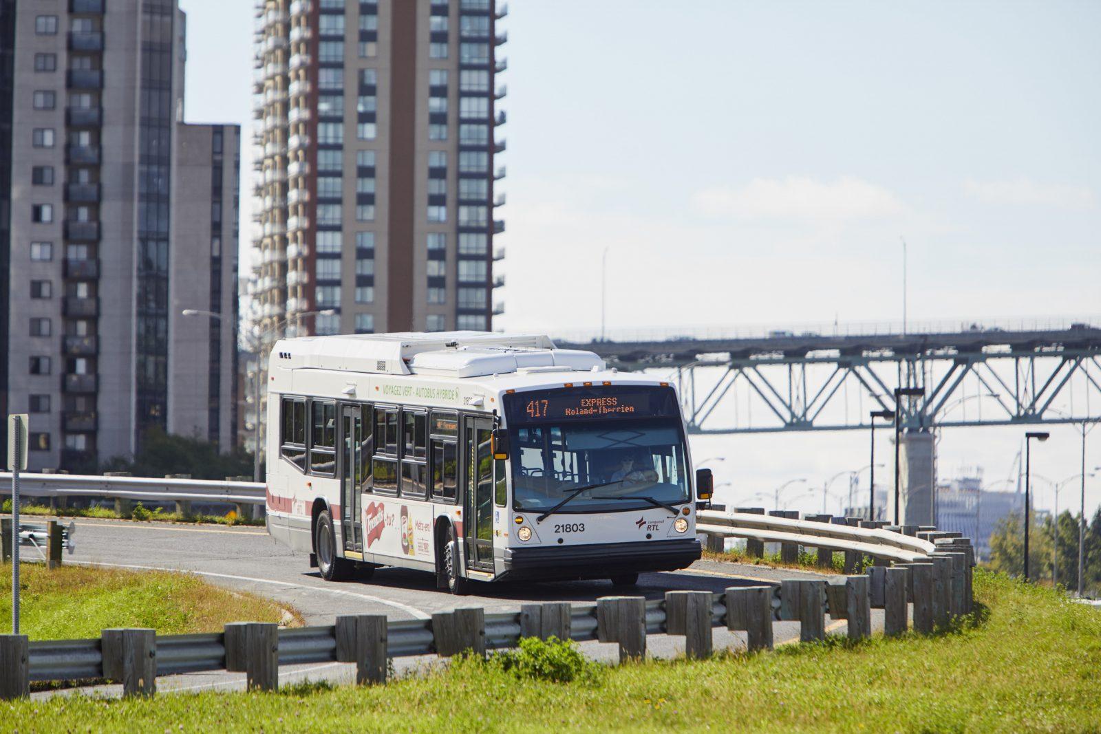 Précisions sur la réduction du transport en commun