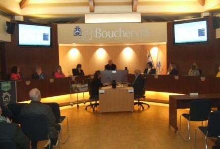 Coup d'oeil sur la séance du conseil municipal de décembre à Boucherville