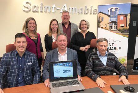 Augmentation moyenne du compte de taxes de 2 % à Saint-Amable