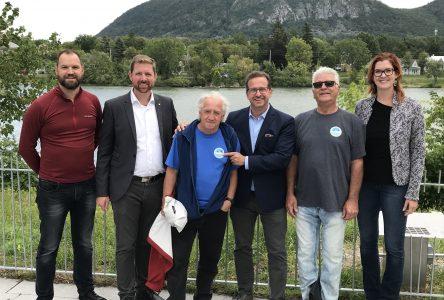 Les députés du Bloc de la région réaffirment l'importance de protéger et de mettre en valeur le Richelieu