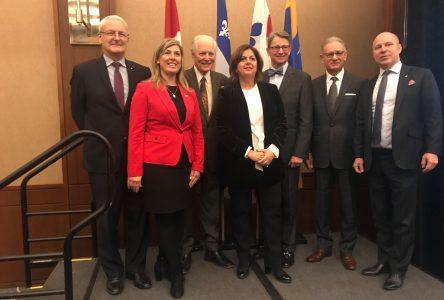 La Banque de l'infrastructure du Canada investit 300 M$ dans le projet d'expansion du Port de Montréal à Contrecœur