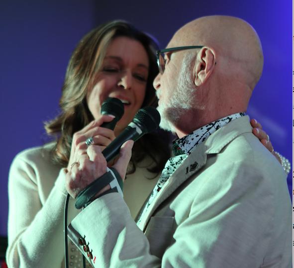 Saint-Amable vibre au rythme du country: Patrick Normand et sa femme Nathalie Lord en vedette au Radio Show