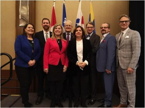La MRC salue un financement majeur de 300 M$ de la Banque de l'infrastructure du Canada