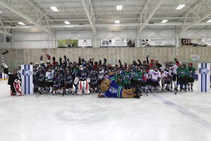 Hockey adapté : retour sur une journée mémorable à Sainte-Julie