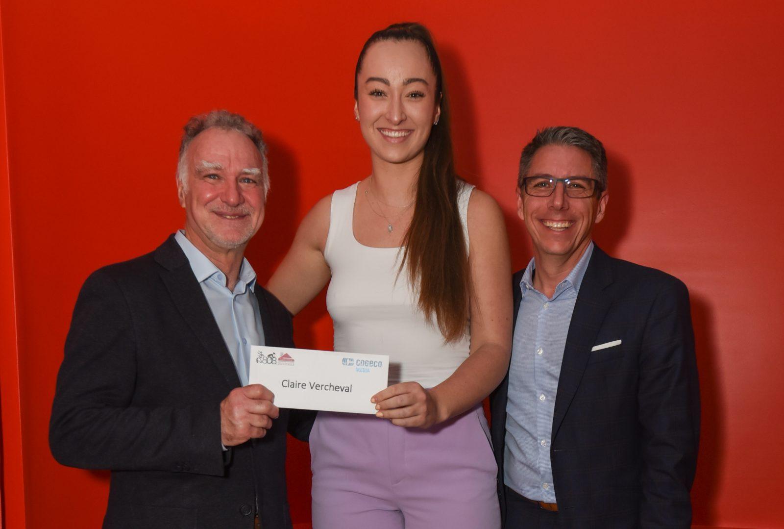 Claire Vercheval désignée étudiante-athlète de l'année en sport d'équipe