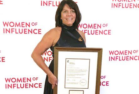 La Bouchervilloise Brigitte Jalbert honorée à la remise des Prix canadiens de l'entrepreneuriat féminin