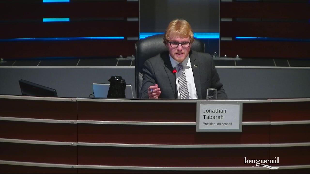 Le conseiller municipal Jonathan Tabarah devient président du conseil d'administration du RTL