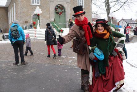 Charmant Noël d'antan à Boucherville !