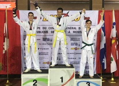 Taekwondo : les athlètes bouchervillois grimpent neuf fois sur le podium