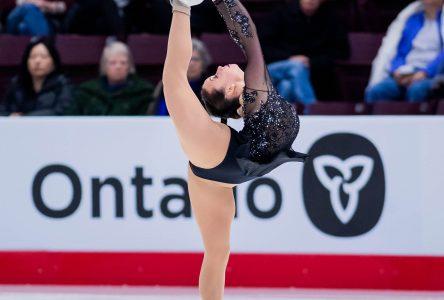 Championnats canadiens : Alicia Pineault termine quatrième