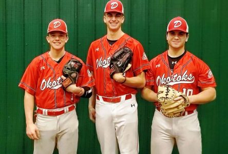Baseballeurs recrutés par un collège albertain