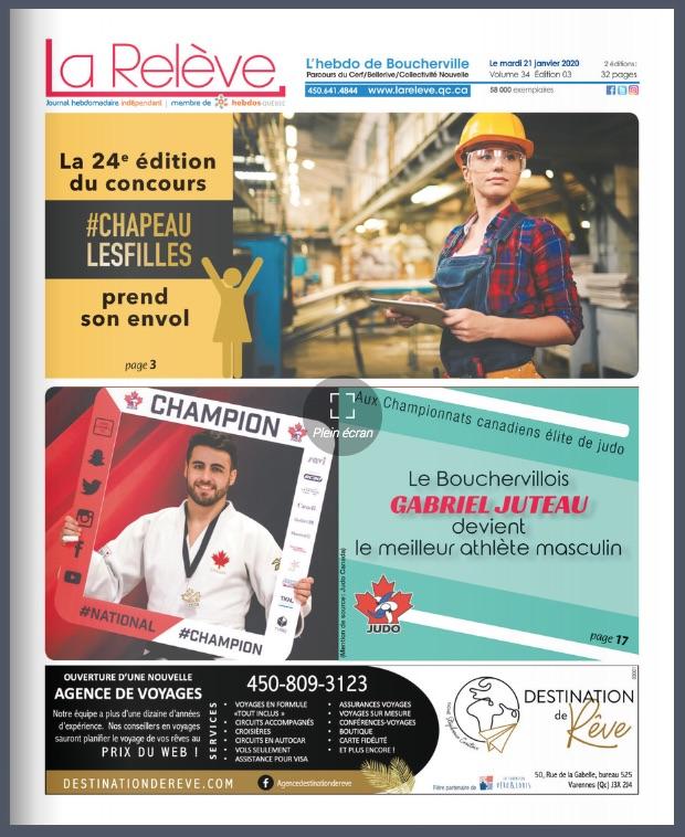 Boucherville - 21 janvier 2020