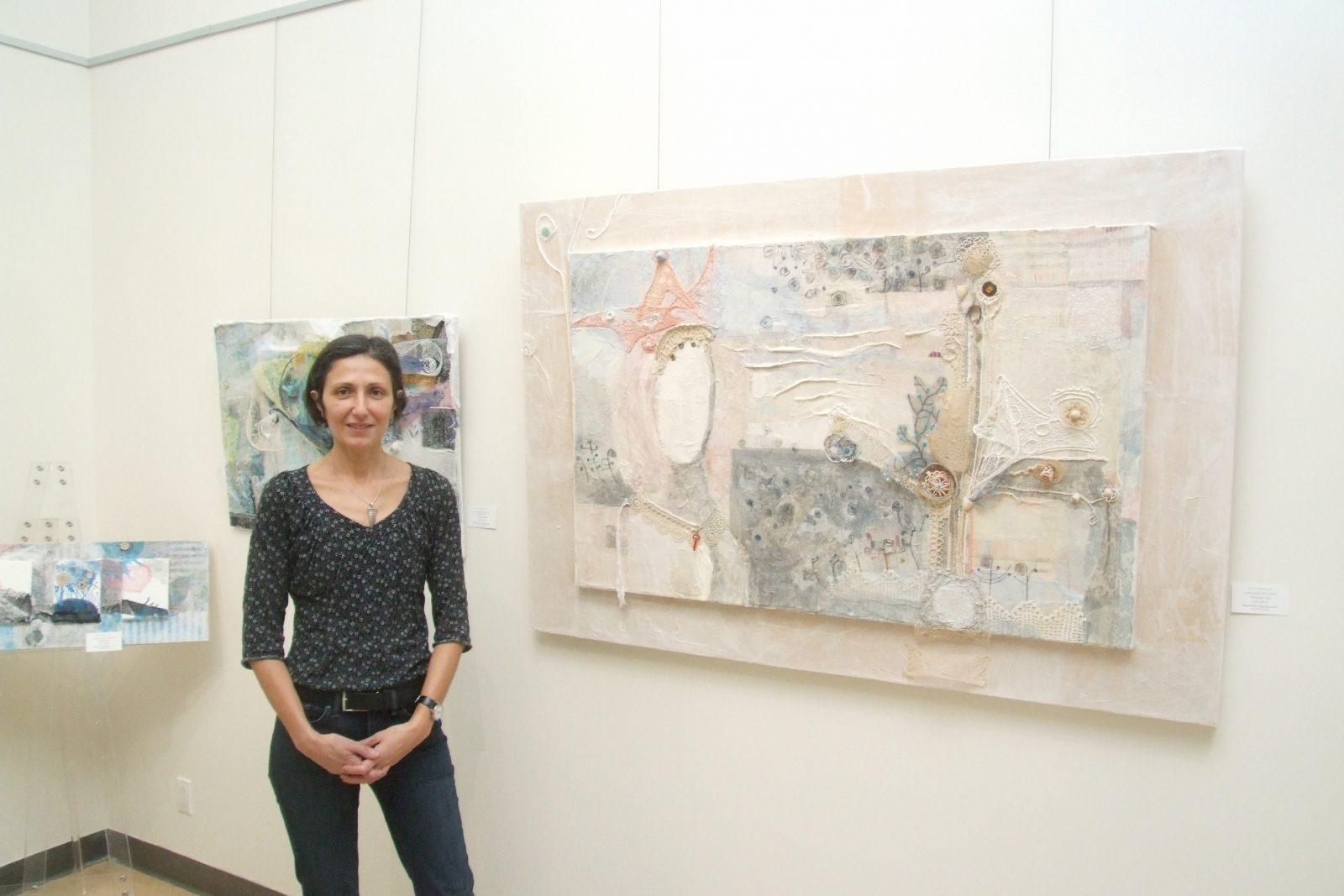 Les Contes d'hiver de Maya Nikolova tissent un lien avec les souvenirs d'enfance de cette artiste