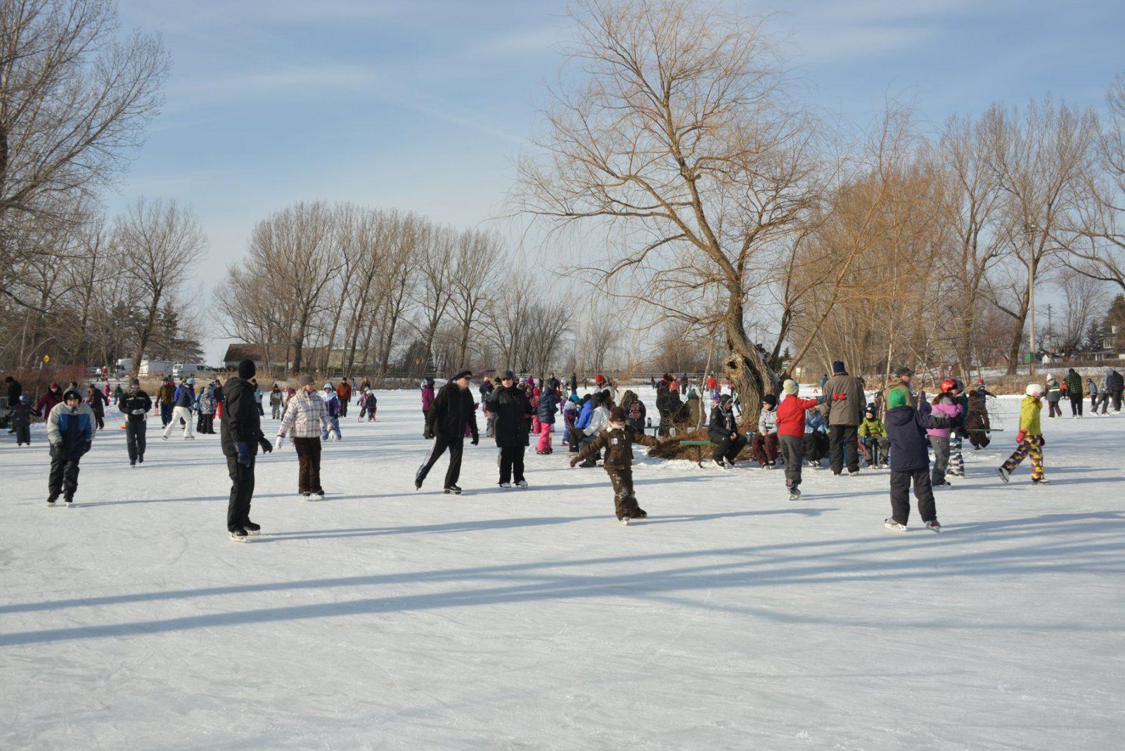De nombreuses activités pour souligner les 30 ans de la Fête au lac les 25 et 26 janvier prochains