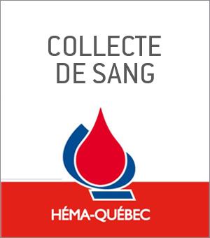 Collecte de sang à Verchères le mardi 4 février