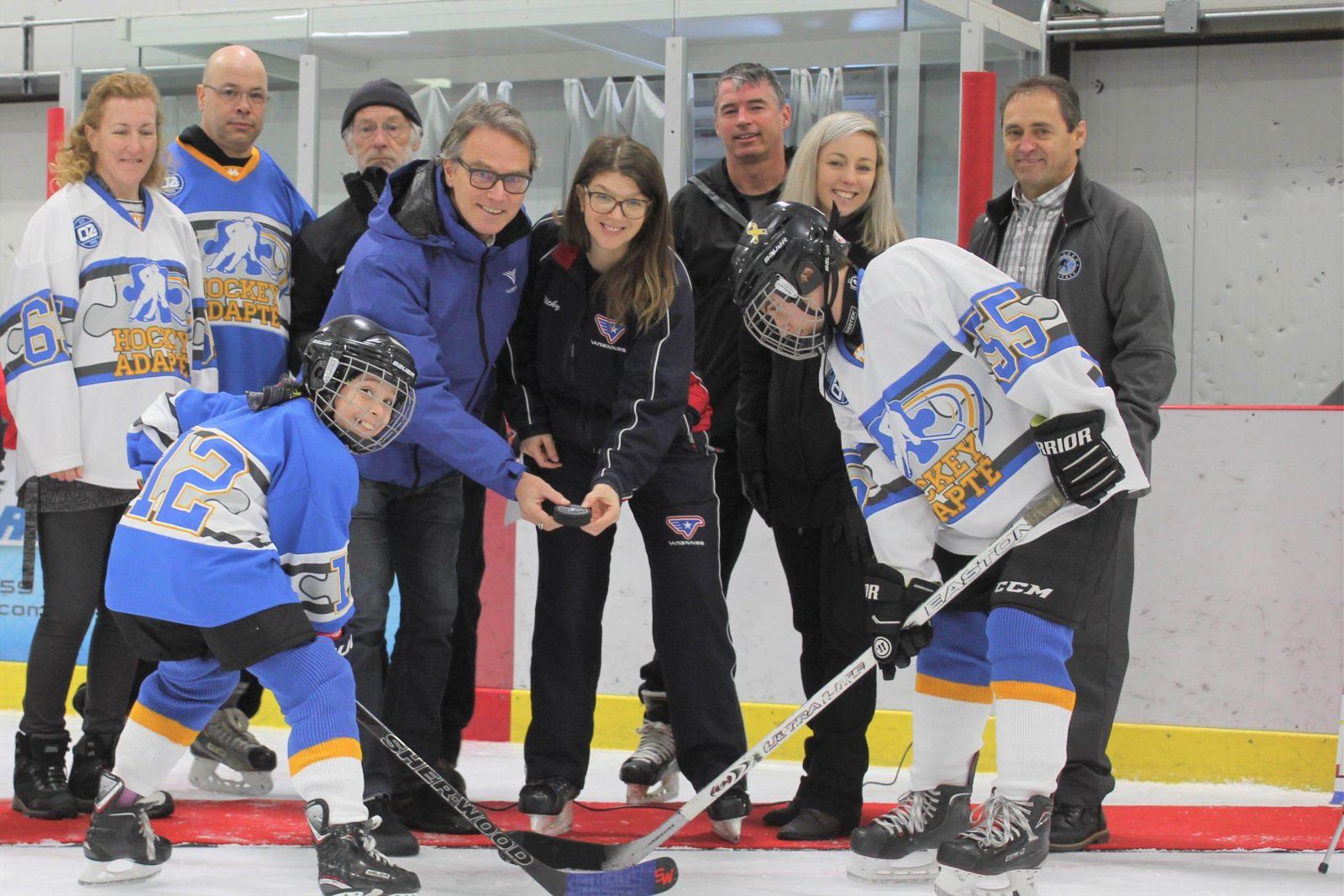 Hockey Québec appuie les jeunes joueurs vivant avec le spectre de l'autisme