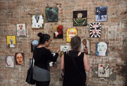Encan silencieux au profit des activités artistiques de l'exposition-concours Vocation en Art!