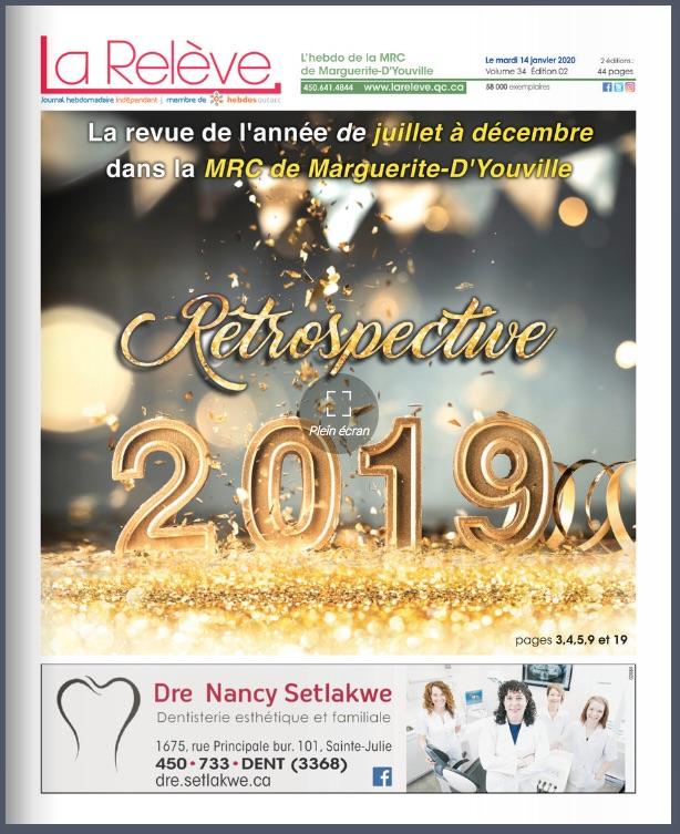 MRC - 14 janvier 2020