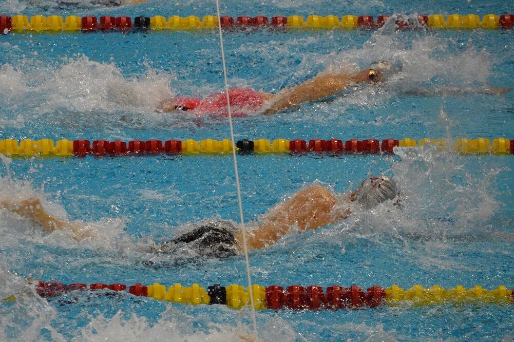 À Québec : les nageurs du Club Mustang se distinguent