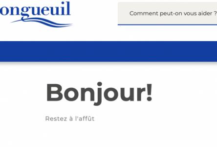 Un nouveau site Web pour la Ville de Longueuil