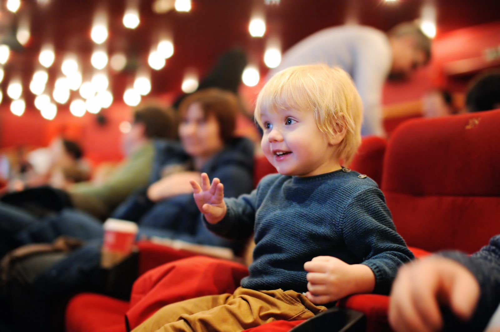 Le Théâtre des petits et des grands présente La Grande Demande à Boucherville