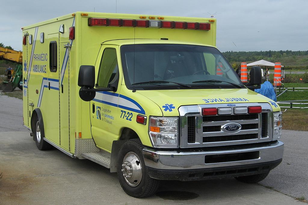 Une femme gravement blessée dans un accident sur la 132