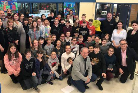Les Journées de la persévérance scolaire soulignées à Varennes