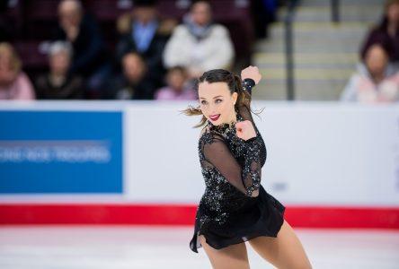 Un pas de plus vers le rêve olympique de la Varennoise Alicia Pineault!